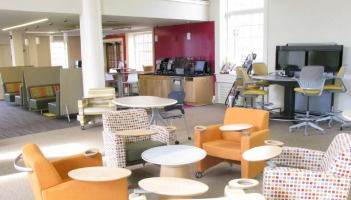 Chatham Hall Library Renovation - 2