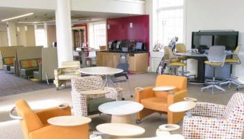 Chatham Hall Library Renovation - 2