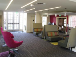 Chatham Hall Library Renovation - 1