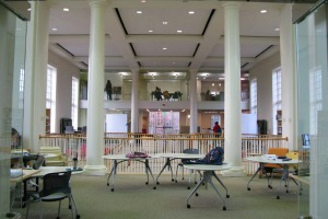 Chatham Hall Library Renovation - 3