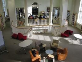 Chatham Hall Library Renovation - 4