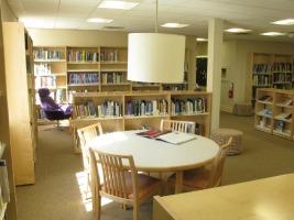 Chatham Hall Library Renovation - 5