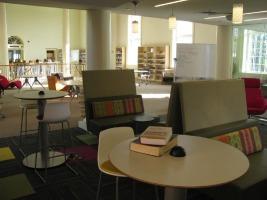 Chatham Hall Library Renovation - 7