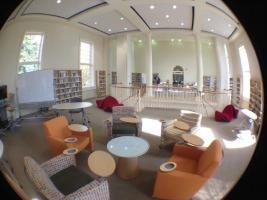 Chatham Hall Library Renovation - 9