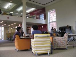 Chatham Hall Library Renovation - 11
