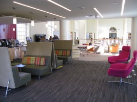 Chatham Hall Library Renovation - 14