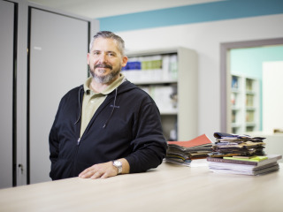 Mark Ryckman – Director of Operations