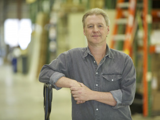 Marty Pritchard – Warehouse Manager